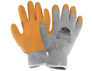 Gants en tricot en latex Eco Grip