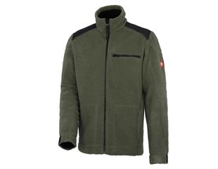 Faserpelz Jacke e.s.roughtough