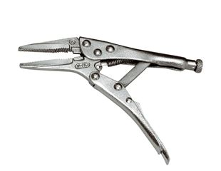 Clamping tongs