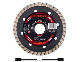 High Performance Stone Cutting Disc, Type 1A1RSS