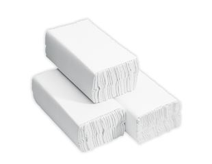 Pure White 2-Ply Paper Towels