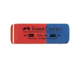 Faber Castell Eraser 7070-40, pack of 2