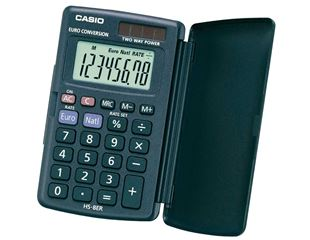 Calculatrice Casio HS-8VER