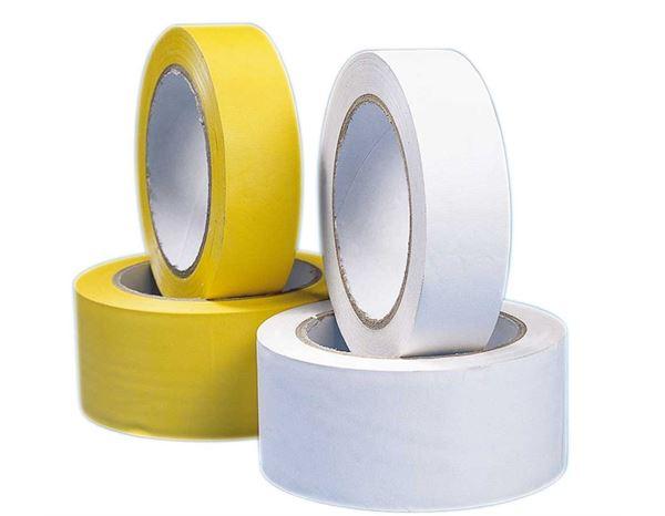 kunststoff klebeband gelb und wei engelbert strauss. Black Bedroom Furniture Sets. Home Design Ideas