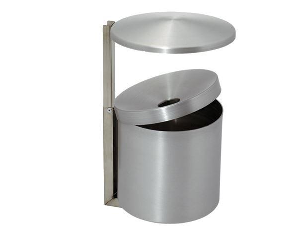 wand aschenbecher mit abdeckung engelbert strauss. Black Bedroom Furniture Sets. Home Design Ideas