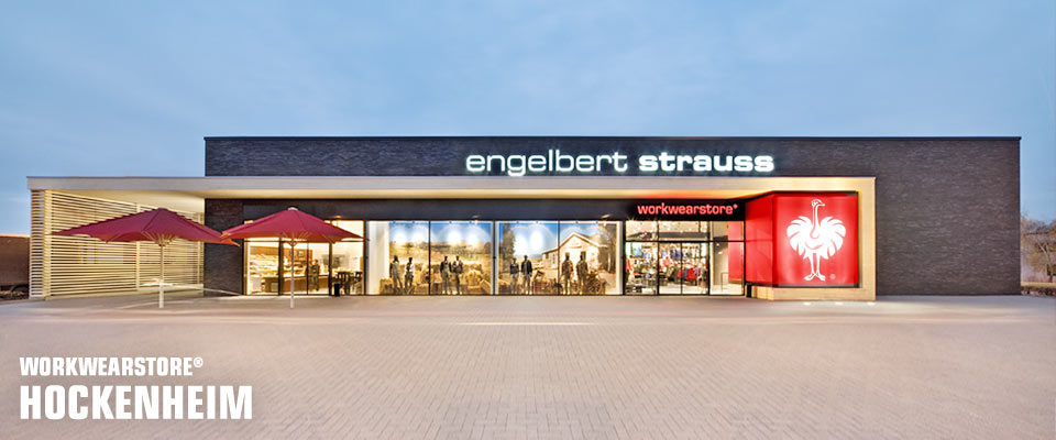 workwearstore in hockenheim engelbert strauss. Black Bedroom Furniture Sets. Home Design Ideas