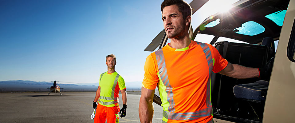 Safety Wear High-vis workwear
