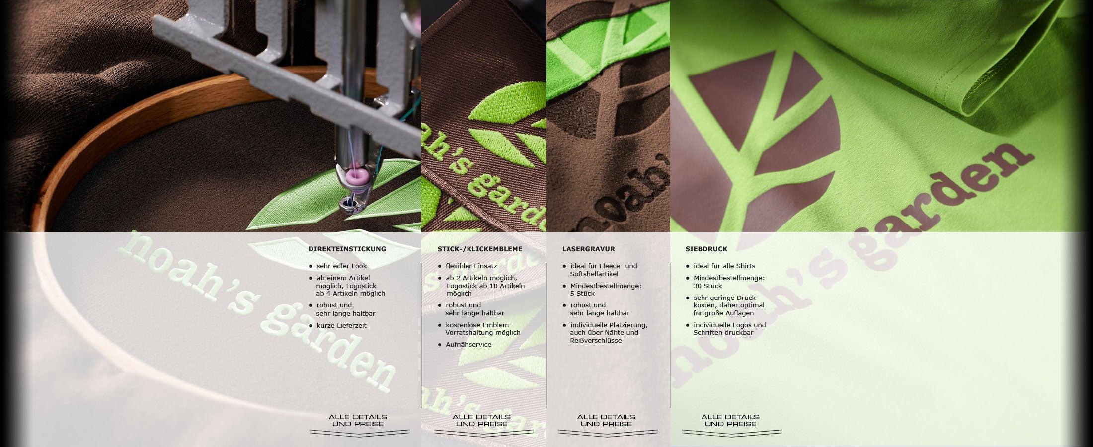 transferdruck von logos firmennamen bei engelbert strauss. Black Bedroom Furniture Sets. Home Design Ideas