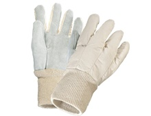 Core split leather gloves Köper