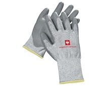 PU cut protection gloves, level 5
