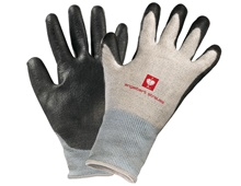 PU cut protection gloves, level 3
