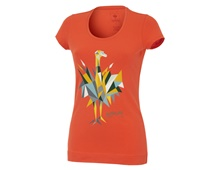 e.s. T-shirt Origami, ladies'