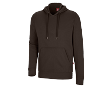 e.s. Hoody-Sweatshirt poly cotton