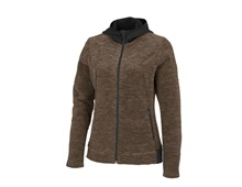 e.s. Hooded jacket FIBERTWIN therma-plus, ladies'