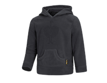 e.s. Fleece hoody, children's
