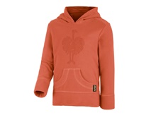 e.s. Fleece Hoody, Kinder