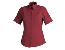 e.s. Ladies' Blouse Elegance, short sleeved