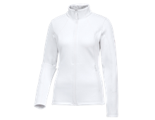 e.s. Veste sweat fonctionnelle melange