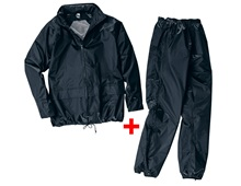 Rain jacket/trousers set