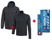 Set: W.softshell jacket e.s.motion 2020+Troyer+Edt