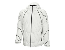 Down jacket e.s.vision lux down, men's
