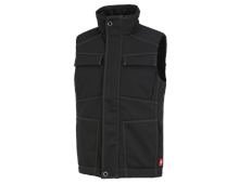 Gilet Softshell d'hiver e.s.roughtough