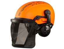 e.s. Forester's helmet combination