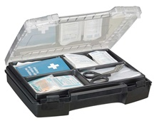 Company first aid kit DIN 13 157:2009