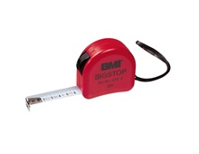 BMI pocket tape measure BIG STOP