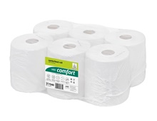 Hand Towel Rolls, Pack of 6