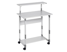 Durable System Computer Trolley
