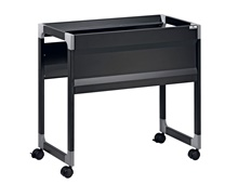Durable System File Trolley