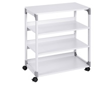 DURABLE Système de File Trolley Multi