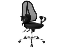 Chaise de bureau rotative Open Point® SY Deluxe