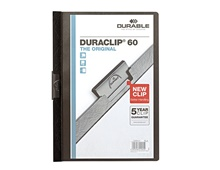 DURABLE A4 Duraclip Long-Life Files