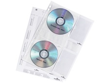 CD/DVD Storable Covers
