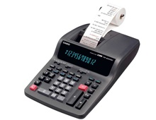 Calculatrice imprimante Casio FR-620 TEC
