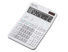 Desktop calculator  Sharp EL-338 GN