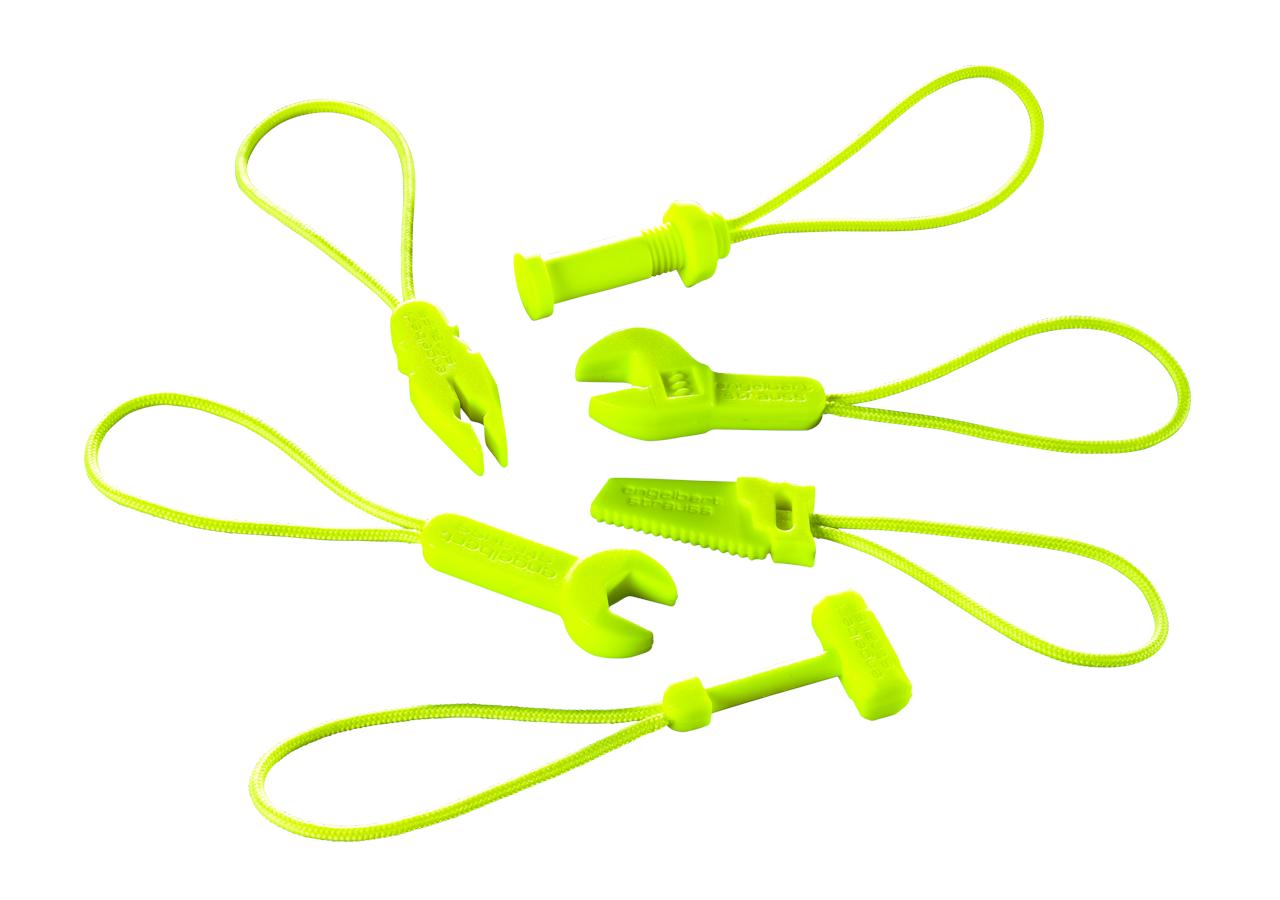 Accessoires: Zipper-Set e.s.motion 2020 + warngelb