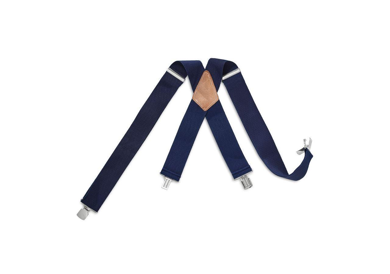 Accessories: US Style Braces + blue