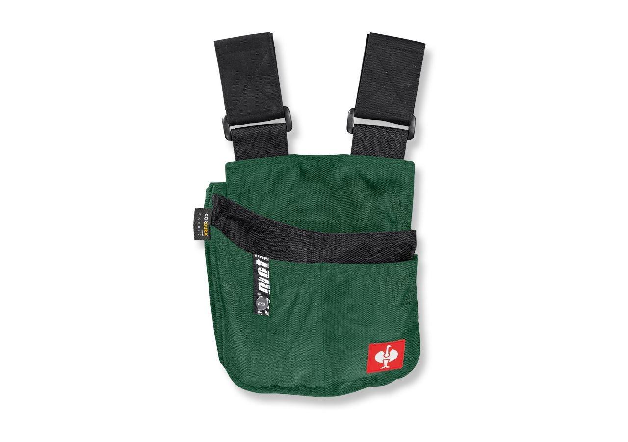 Accessoires: Workertasche e.s.motion + grün/schwarz
