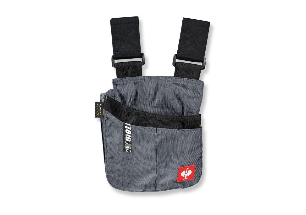 Accessoires: Workertasche e.s.motion + grau/schwarz