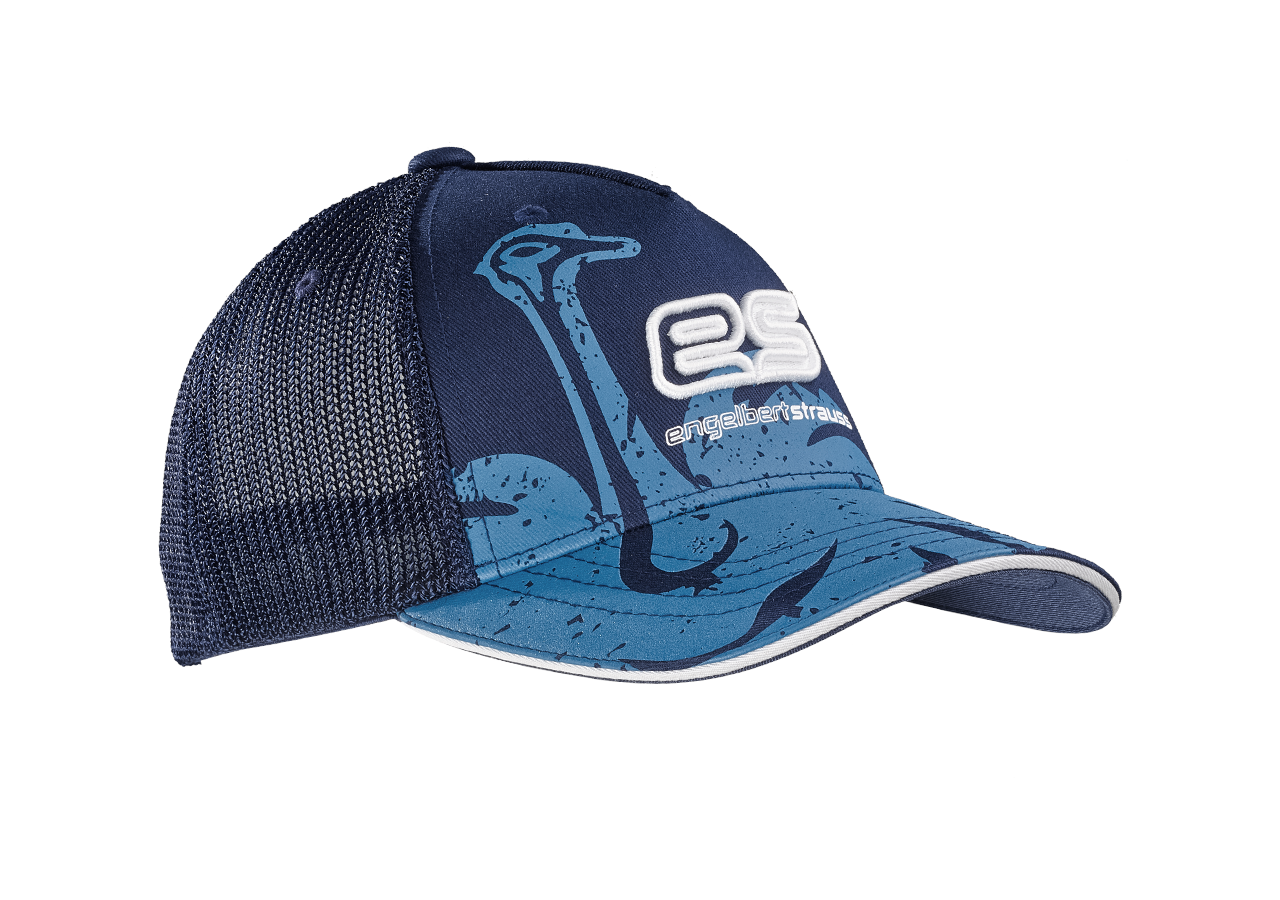 Accessories: Children's cap e.s.motion + navy
