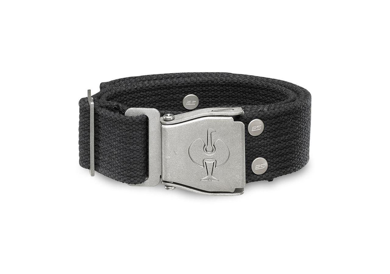 Accessories: Belt e.s.motion + black