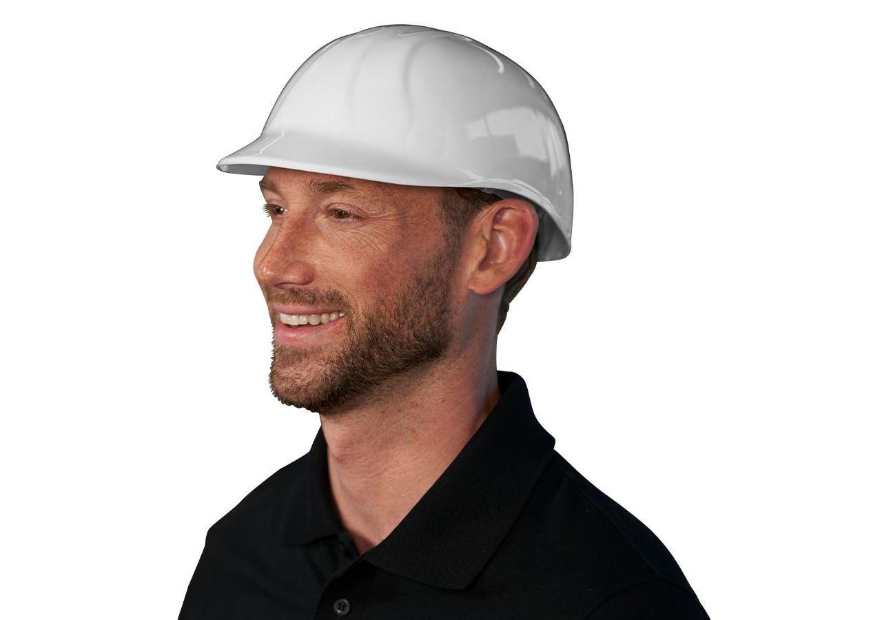 Hard Hats: Safety helmet