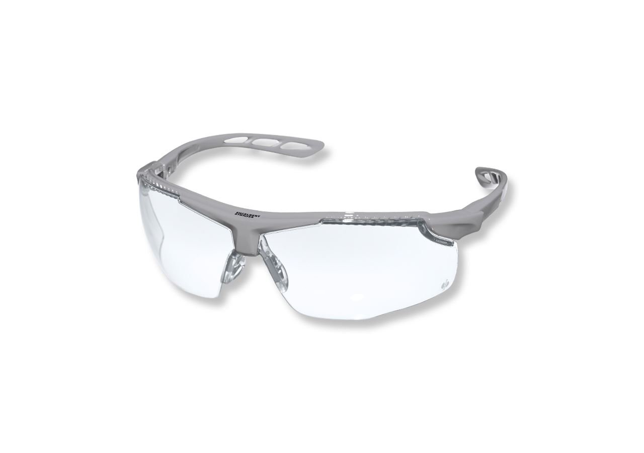Safety Glasses: e.s. Safety glasses Loneos + graphite