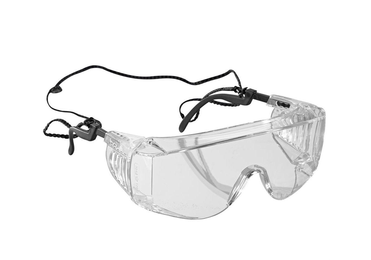 Schutzbrillen: bollé Safety Schutz-/Überbrille Squale