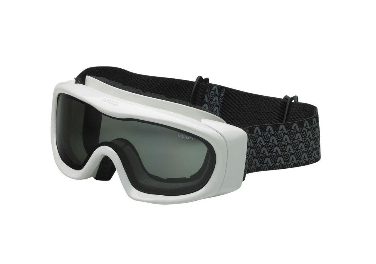 Lunettes de Protection: Lunettes de protection e.s.vision extreme + blanc-teinté