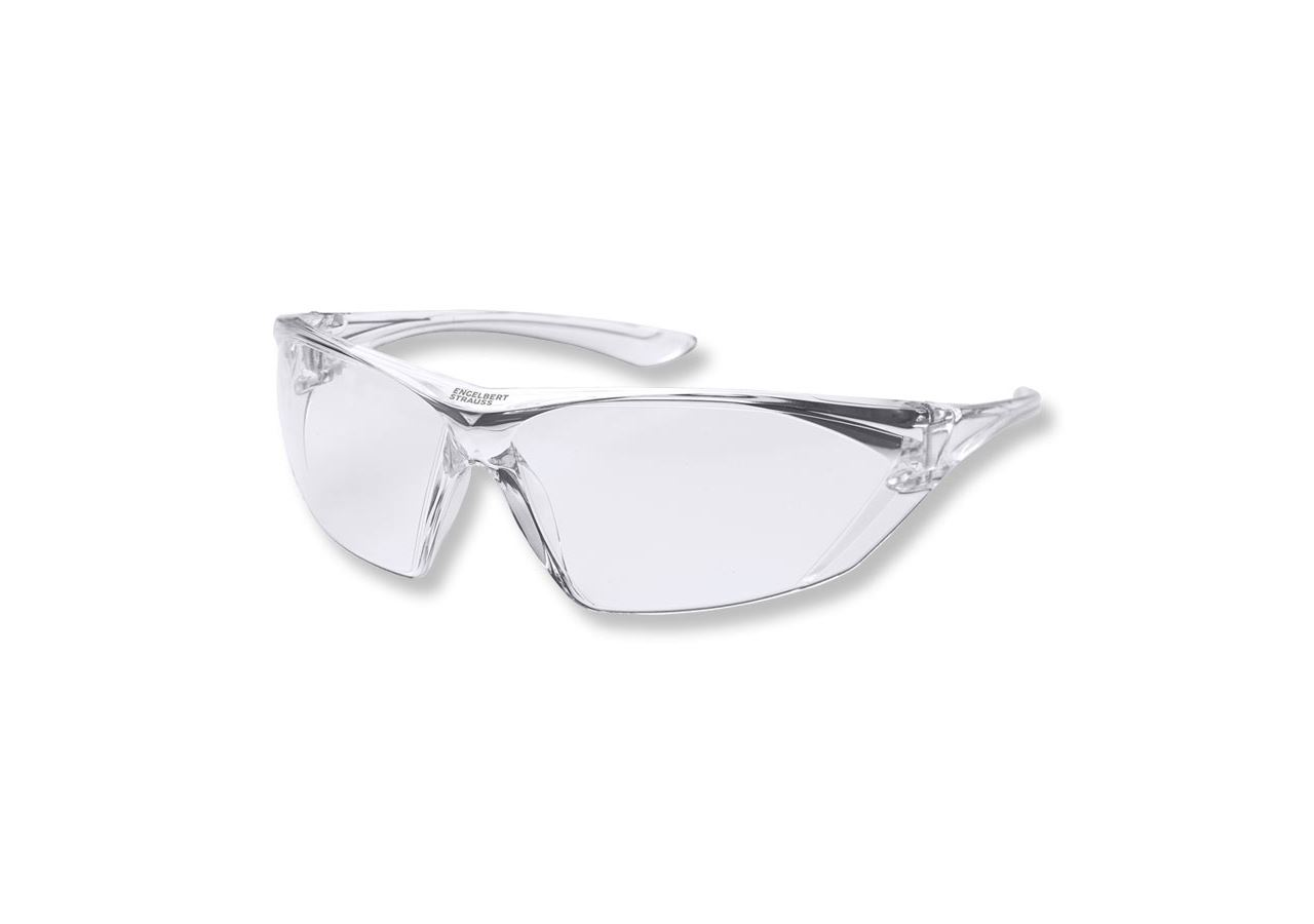 Safety Glasses: e.s. Safety glasses Hill + clear