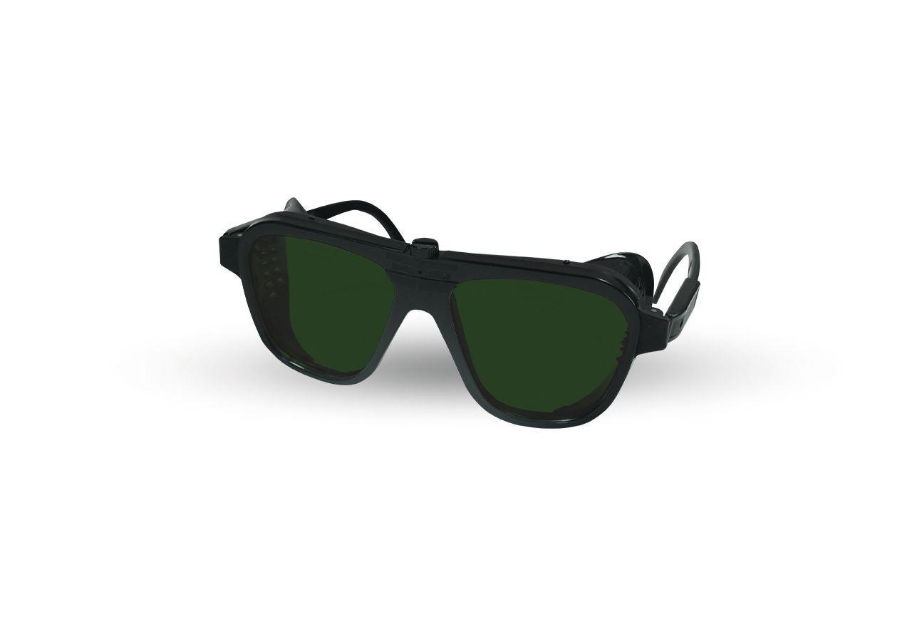 Safety Glasses: Welder's goggles